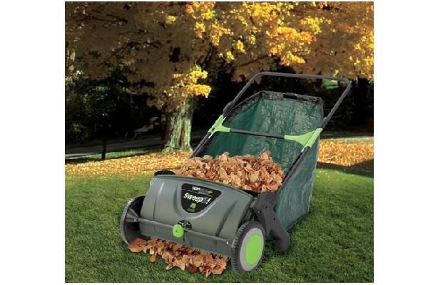 leaf collector