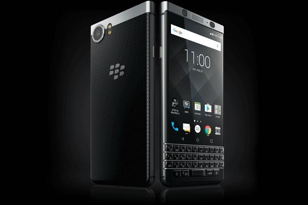 blackberry keyone smartphone