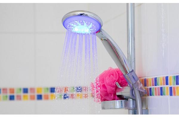 smart showerhead