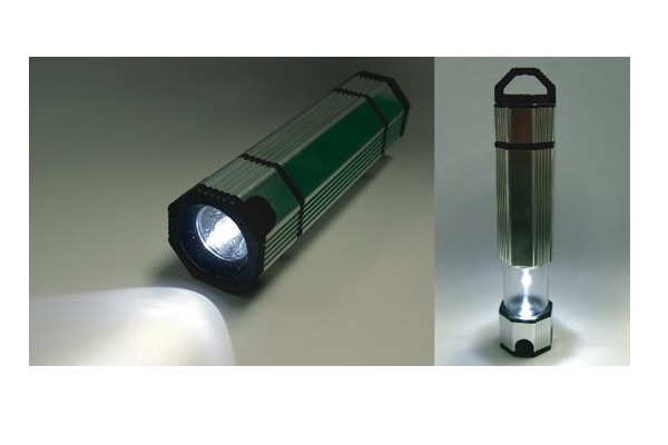 eco friendly flashlight