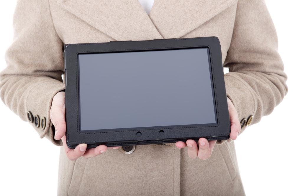 used tablet