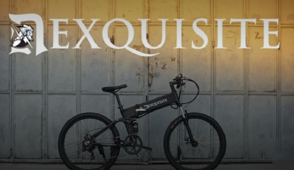 dx self-charging e-bike